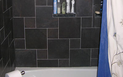 Shoreline Home Shower Tile,