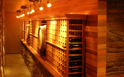 Sammamish Wine Cellar Hall